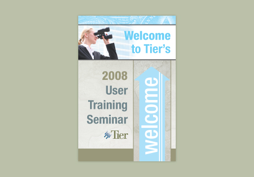 Welcome Poster; Large Poster; Sign; Signage