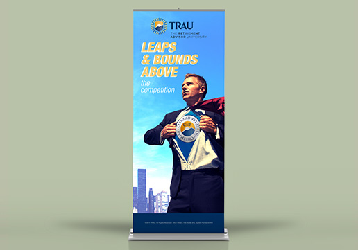 Event Banner Stand; Large Poster; Sign; Signage